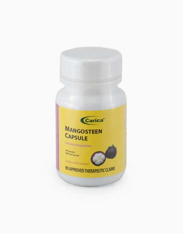 Mangosteen Capsules (30 capsules) by Carica