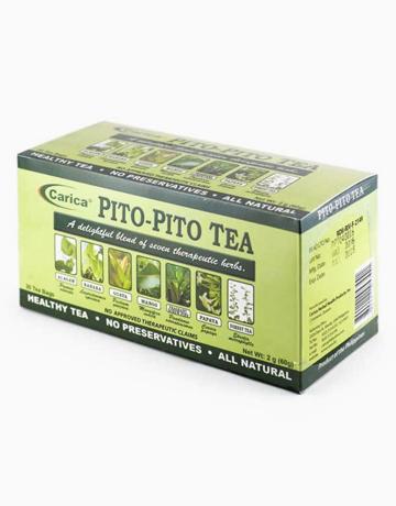 Pito Pito Tea (30 Teabags) by Carica