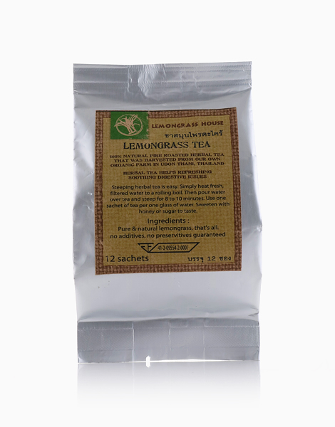 Lemongrass Tea Sachet (35g) by Lemongrass House