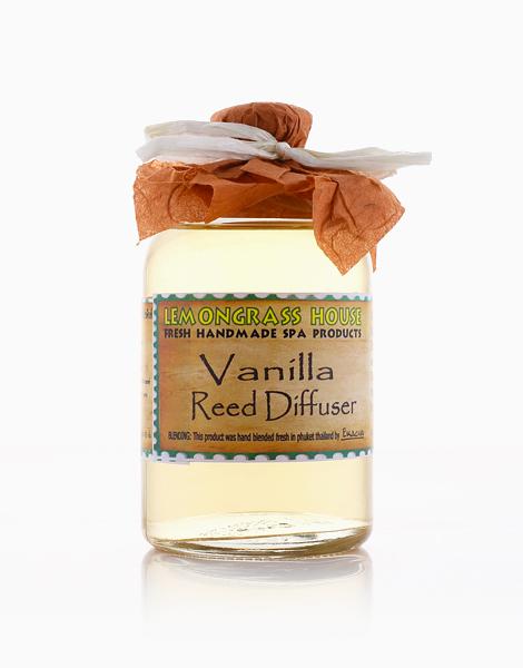 Vanilla Reed Oil Diffuser (120ml) by Lemongrass House