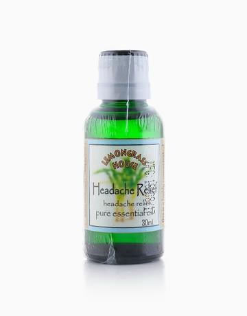 Headache Relief Oil (30ml) by Lemongrass House