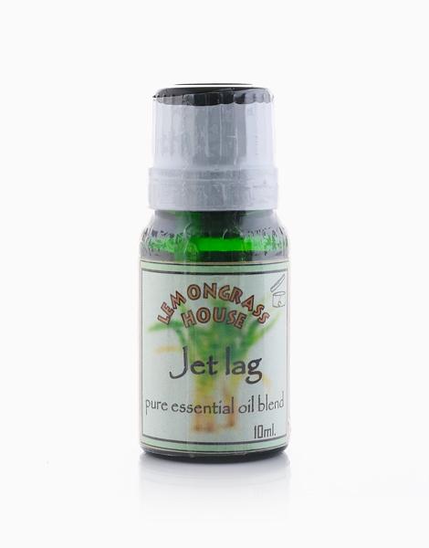 Jet Lag Essential Oil (10ml) by Lemongrass House