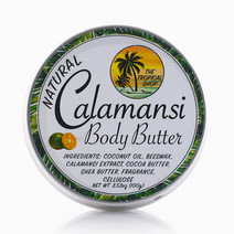 Calamansi Body Butter by The Tropical Shop