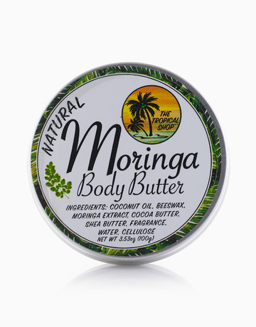 Moringa Body Butter by The Tropical Shop