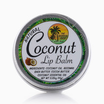 Coconut Lip Balm by The Tropical Shop