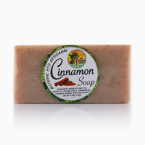 VCO Cinnamon Soap by The Tropical Shop