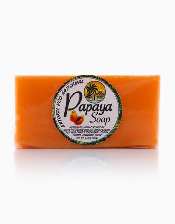 VCO Papaya Soap by The Tropical Shop