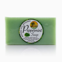 VCO Peppermint Soap by The Tropical Shop
