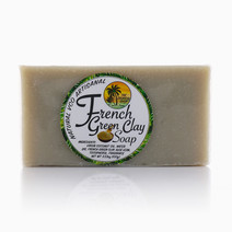 French Green Clay Soap by The Tropical Shop