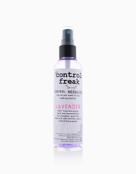 Control: Mosquitos Lavender by Control Freak