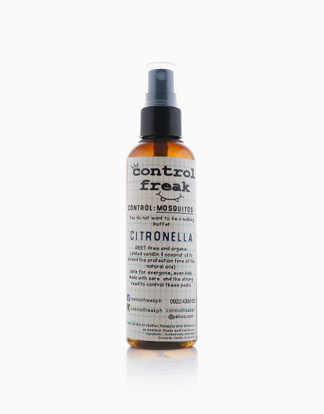 Control: Mosquitos Citronella by Control Freak