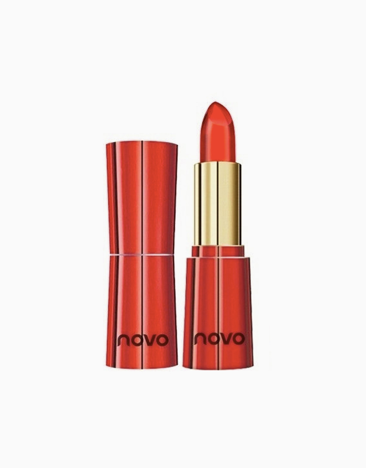 Organic Crystal Lipstick by Novo Cosmetics | 01 Red