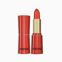 Novo organic crystal lipstick  1 flame red