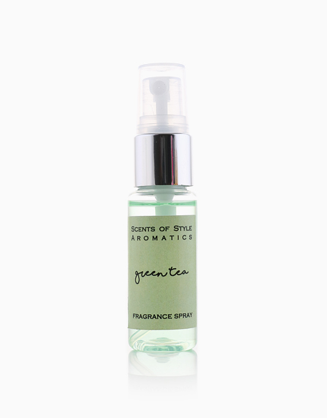 Green Tea Fragrance Mini Spray (20ml) by Scents of Style
