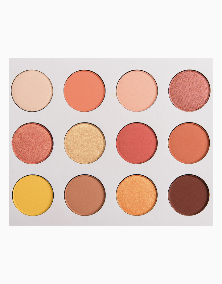 Yes, Please! Pressed Powder Shadow Palette by ColourPop