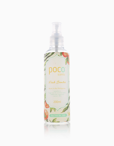 Cuarto Rociar Room Spray in Fresh Bamboo (200ml) by Poco Scents