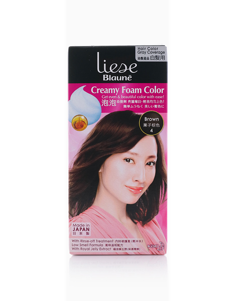 Liese Blaune Creamy Foam Color by Liese