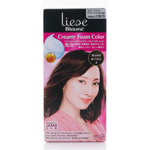 Blaune Creamy Foam Color by Liese