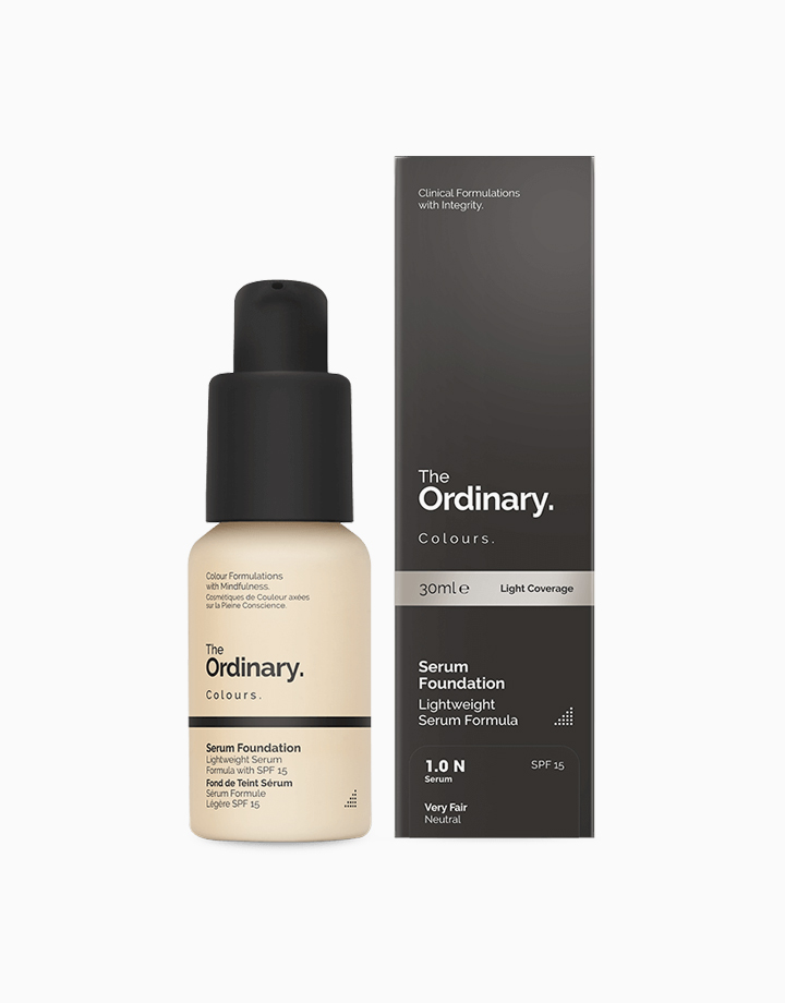 Serum Foundation by The Ordinary | 1.0N