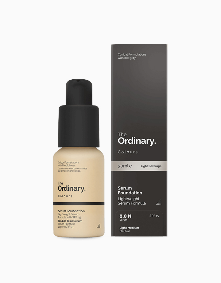 Serum Foundation by The Ordinary | 2.0N