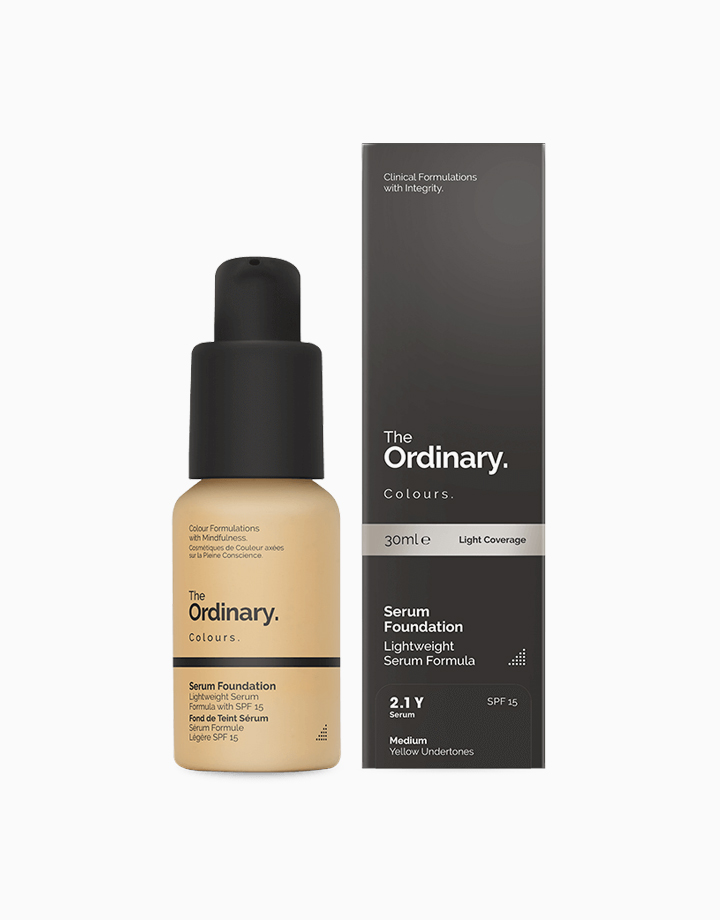 Serum Foundation by The Ordinary | 2.1Y