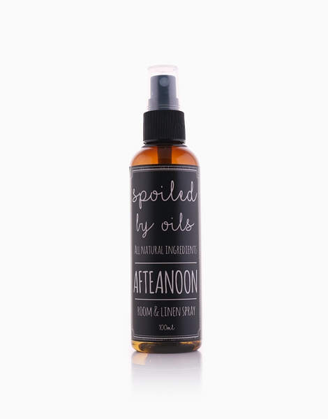 Afteanoon Room Spray (100ml) by Spoiled By Oils