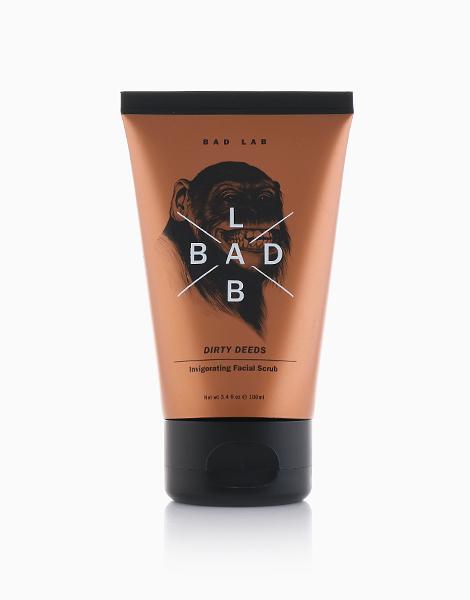 Dirty Deeds Invigorating Facial Scrub (100ml) by Bad Lab