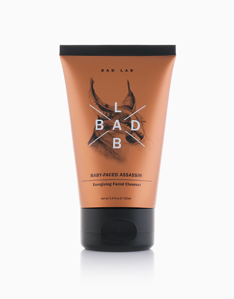 Baby Faced Assassin Energizing Facial Cleanser (100ml) by Bad Lab