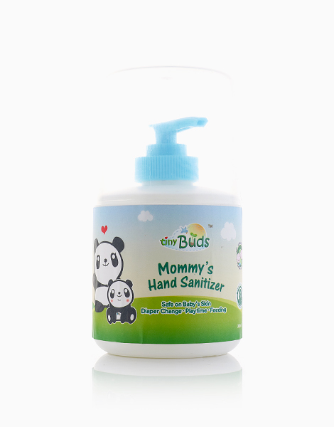 Natural Mommy's Hand Sanitizer by Tiny Buds