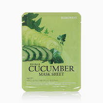Cucumber Mask  by Baroness