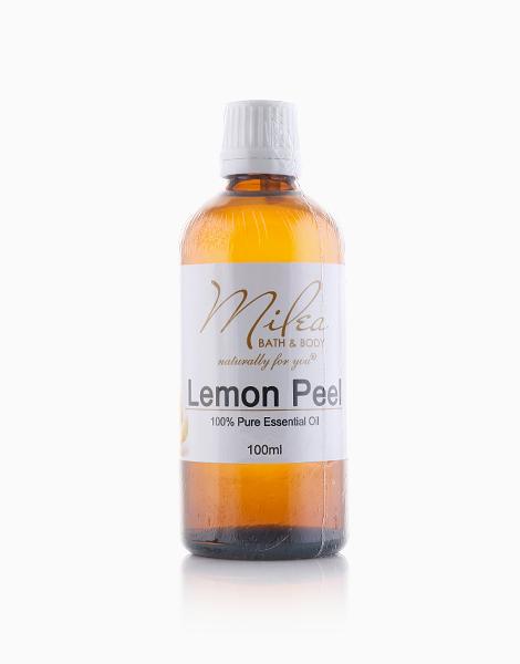 All Organics 100% Pure Lemon Essential Oil (100ml) by Milea