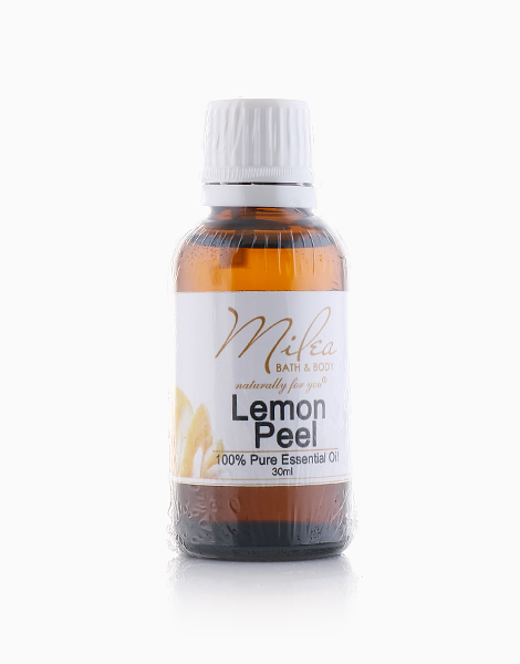 All Organics 100% Pure Lemon Essential Oil (30ml) by Milea