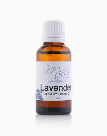 Lavender Essential Oil (30ml) by Milea
