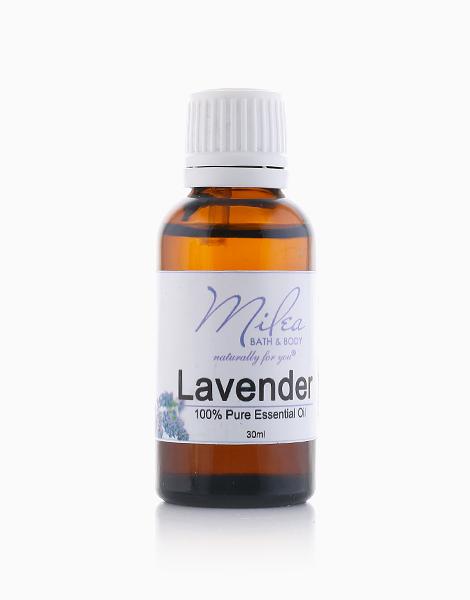 All Organics 100% Pure Lavender Essential Oil (30ml) by Milea