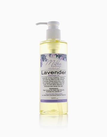 Lavender Massage Oil (250ml) by Milea