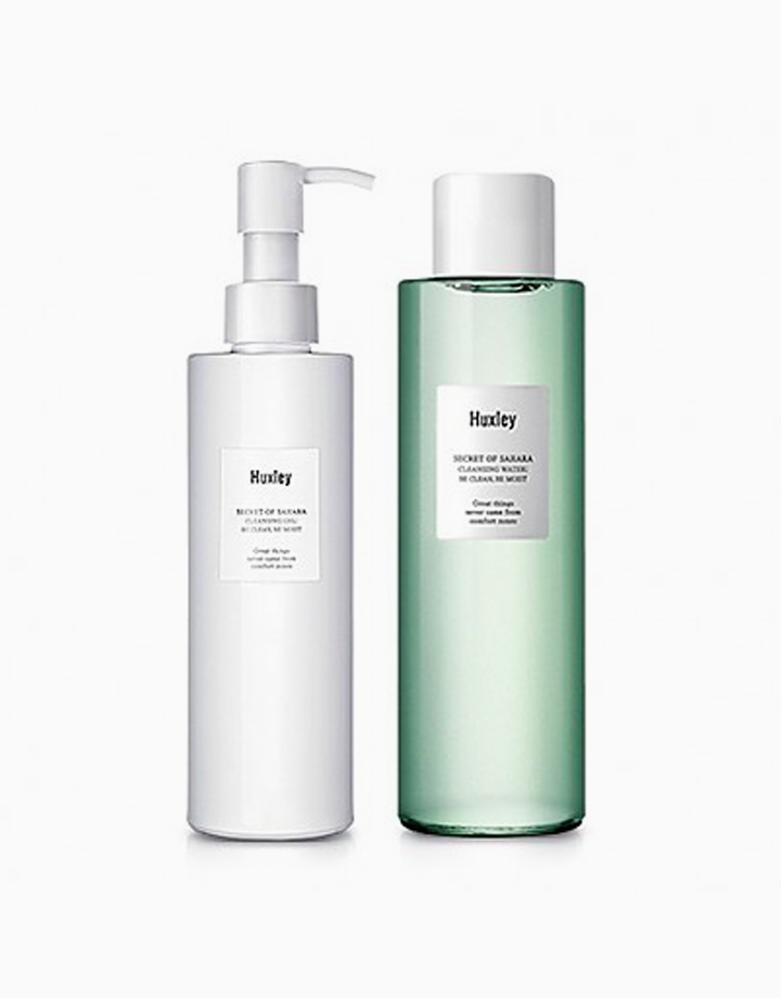 Cleansing Duo by Huxley