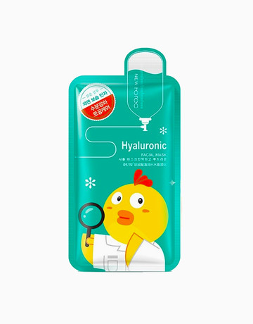 Hyaluronic Facial Mask by Rorec