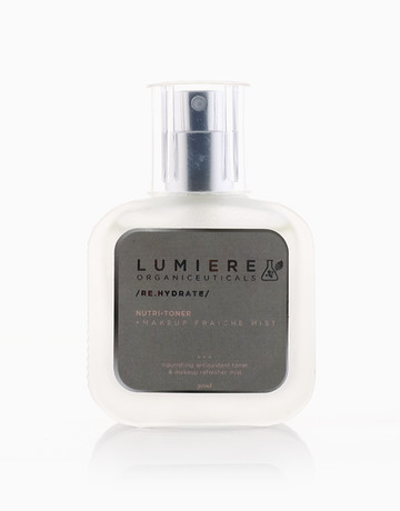 Nutri-toner + Makeup Mist by Lumiere Organiceuticals