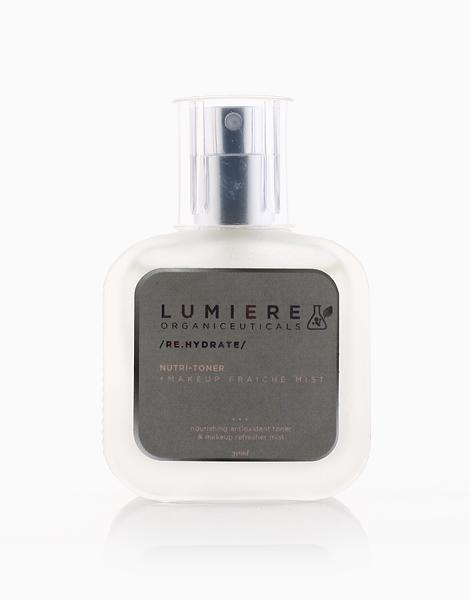 Nutri-toner + Makeup Fraiche Mist by Lumiere Organiceuticals
