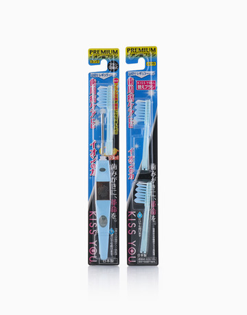 Ionic Toothbrush Set by Kiss You Ionic Toothbrush
