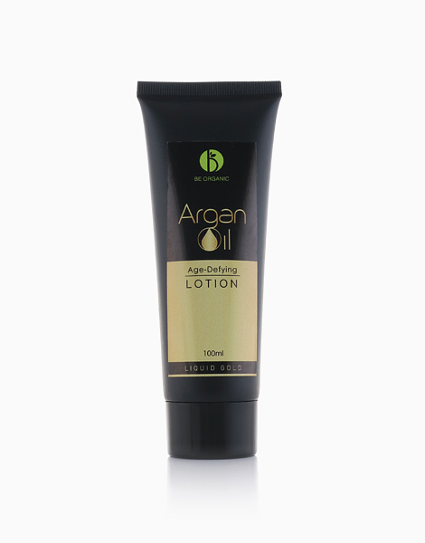 Argan Oil Age-Defying Lotion by Be Organic Bath & Body