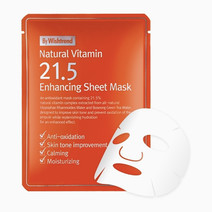 Natural Vitamin 21.5 Mask by By Wishtrend