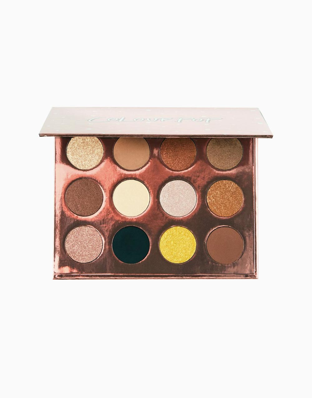 I Think I Love You Pressed Powder Shadow Palette by ColourPop