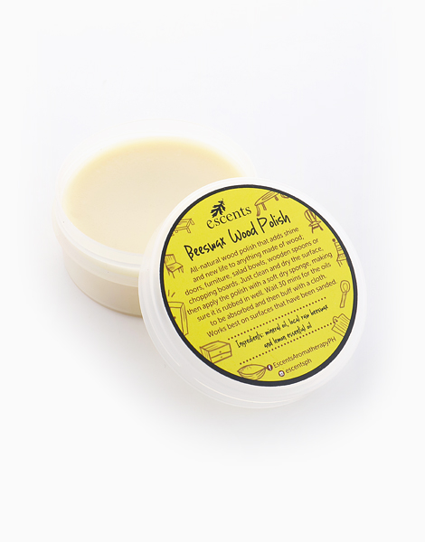 Beeswax Wood Polish by Escents PH