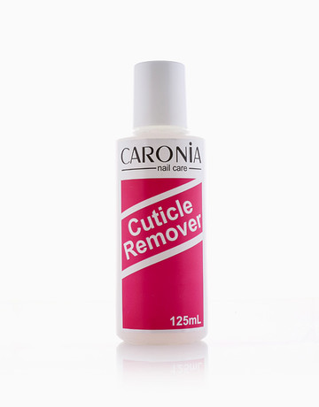 Cuticle Remover White (125ml) by Caronia