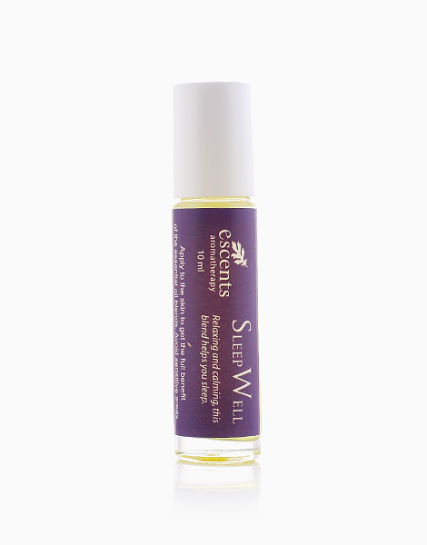 Sleep Well Synergy Blends Roll-On by Escents PH