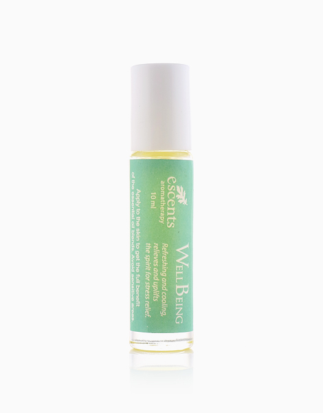 Well Being Synergy Blends Roll-On by Escents PH