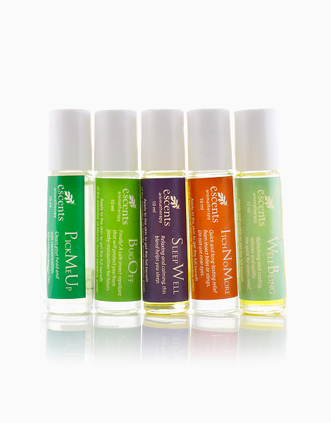 Synergy Blends Roll-On (Set) by Escents PH
