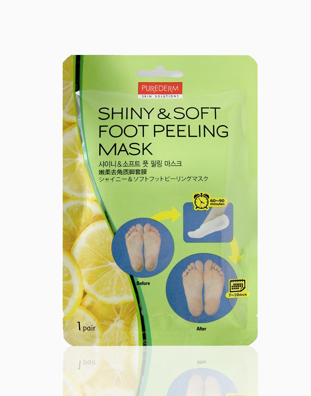 Shiny & Soft Foot Peeling Mask by Purederm
