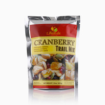 Cranberry Trail Mix (42.5g) by Lifestyle Gourmet